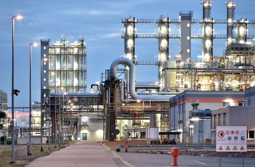 Bauunternehmen - Industriebau